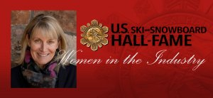 Cheryl Jensen Recognized by US Ski and Snowboard Hall of Fame Women in the Industry