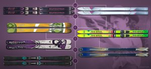 The Most Pioneering Women's Skis of All Time
