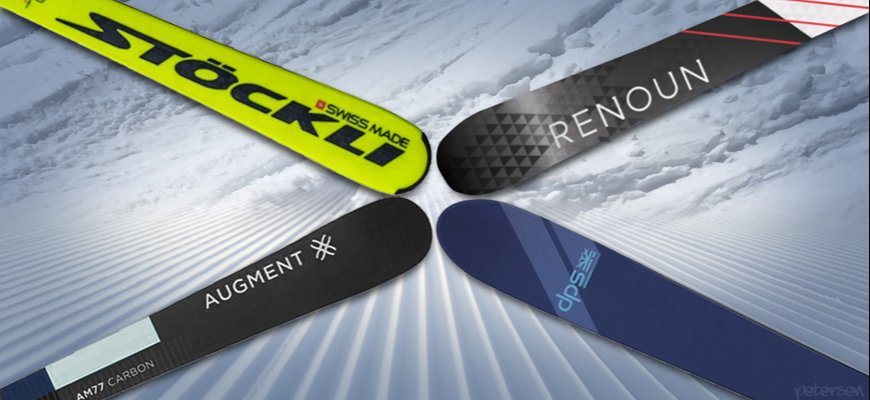 Battle of the Premium 80mm Skis: A Segment of Glorious Skis
