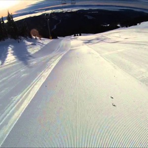 Chasing Rugby Skier Pt 4 - YouTube
